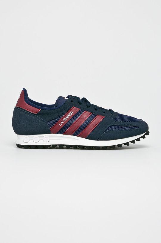 tmavomodrá adidas Originals - Topánky La Trainer Pánsky
