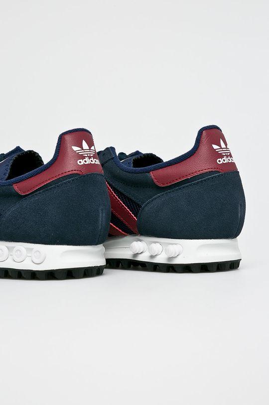 adidas Originals - Topánky La Trainer tmavomodrá