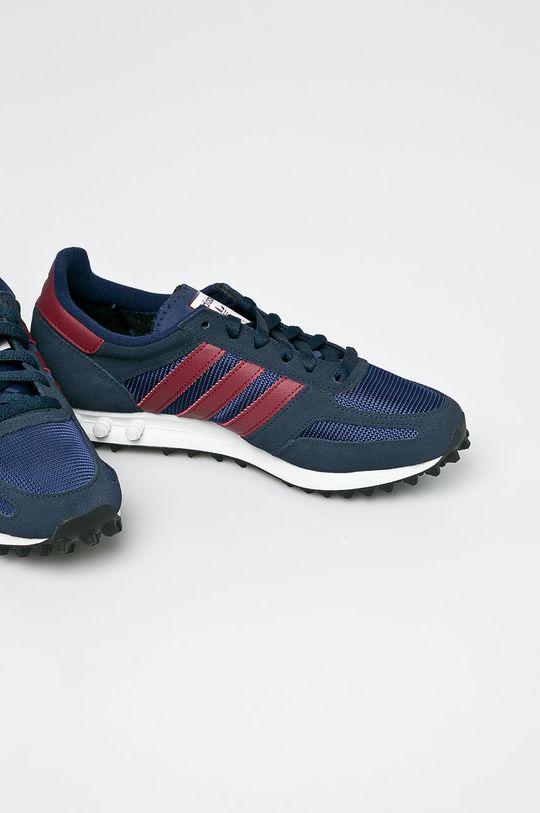 adidas Originals - Topánky La Trainer <p>Zvršok: Textil, Prírodná koža Vnútro: Syntetická látka, Textil Podrážka: Syntetická látka</p>