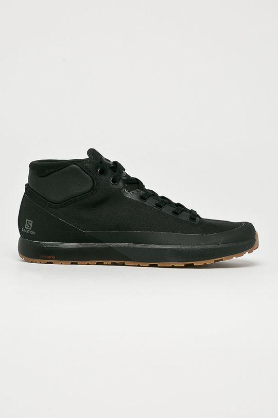 fekete Salomon - Cipő Acro Chukka Férfi