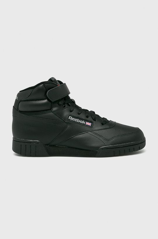 negru Reebok Classic - Pantofi Ex-O-Fit Hi De bărbați