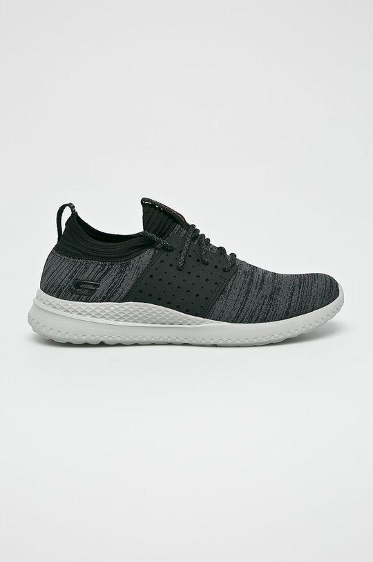 čierna Skechers - Topánky Pánsky