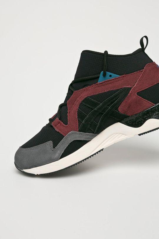 Asics Tiger - Topánky <p>Zvršok: Textil, Semišová koža Vnútro: Textil Podrážka: Syntetická látka</p>