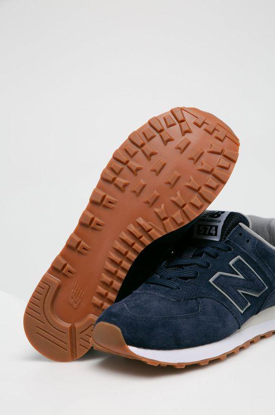 New Balance - Buty ML574EPA Cholewka: Skóra zamszowa, Materiał tekstylny, Wnętrze: Materiał tekstylny, Podeszwa: Materiał syntetyczny,