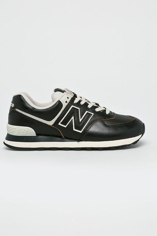 negru New Balance - Pantofi ML574LPK De bărbați