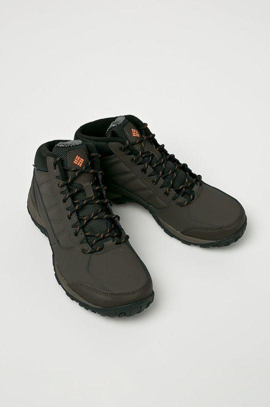 Columbia - Pantofi maro
