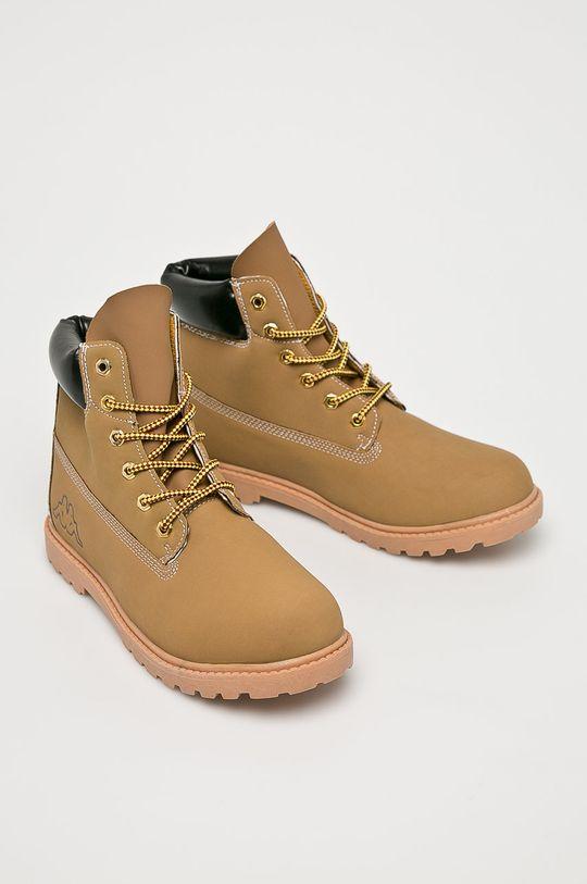 Kappa - Pantofi Kombo Mid Gamba: Material sintetic, Piele naturala Interiorul: Material textil Talpa: Material sintetic