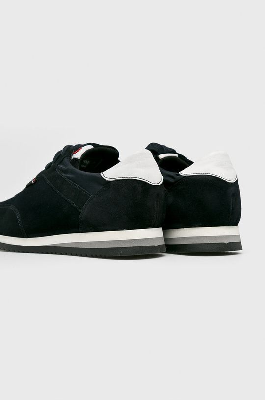 tmavomodrá Strellson - Topánky
