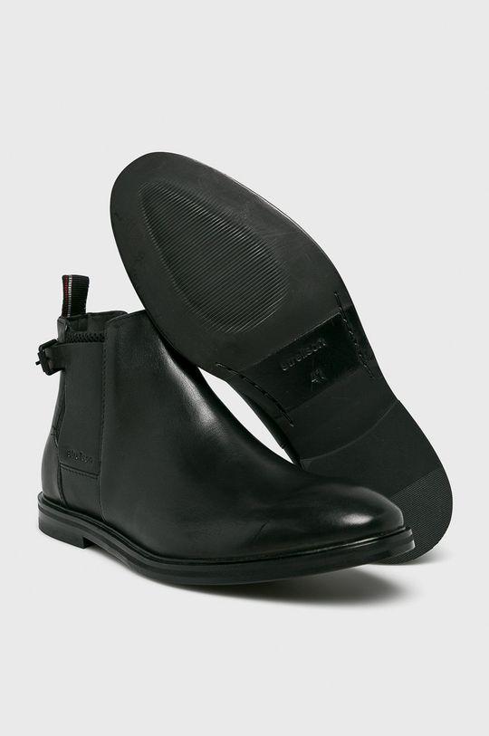 negru Strellson - Pantofi