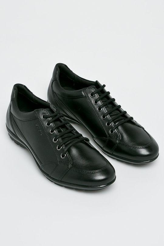 Geox - Dětské boty černá
