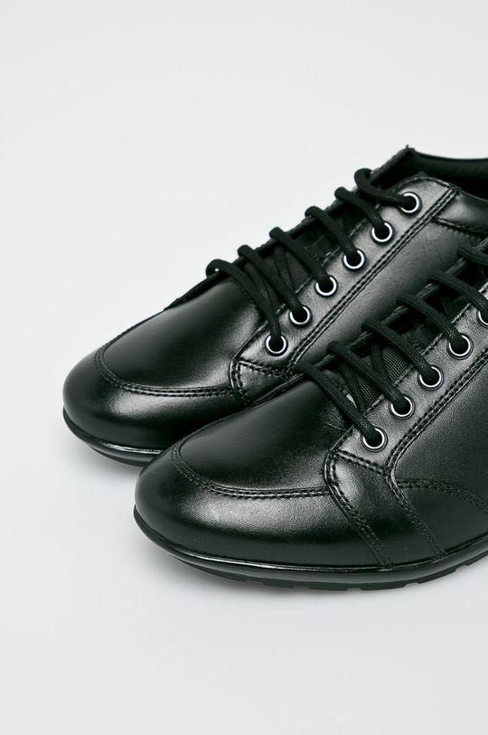 Geox - Dětské boty Svršek: Textilní materiál, Přírodní kůže Vnitřek: Textilní materiál, Přírodní kůže Podrážka: Umělá hmota