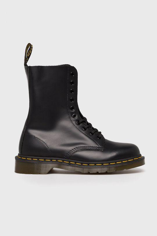 negru Dr Martens - Pantofi De bărbați