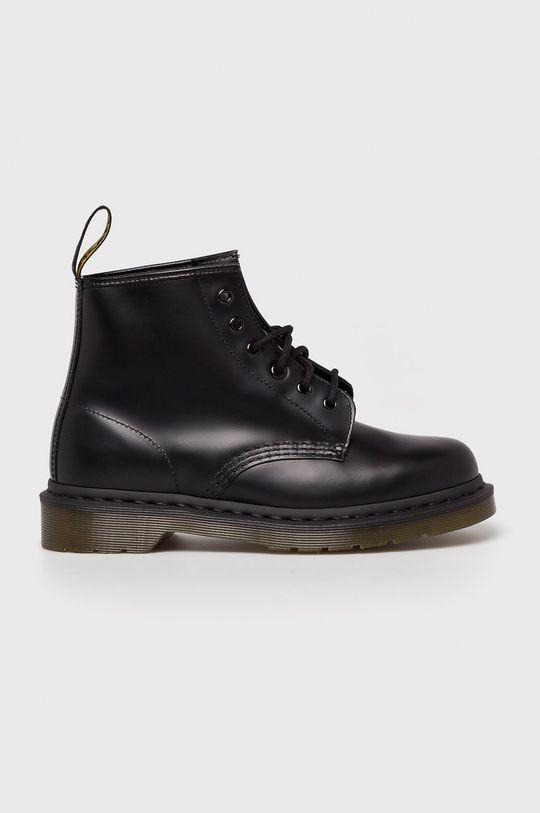 černá Dr Martens - Kotníkové boty Pánský