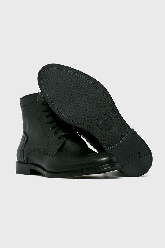černá Wojas - Boty