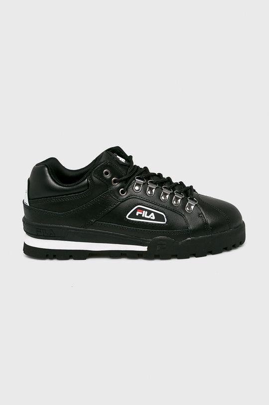 negru Fila - Pantofi Trailblazer De bărbați