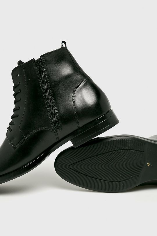 Badura - Pantofi Gamba: Piele naturala Interiorul: Material textil Talpa: Material sintetic