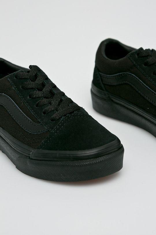 Vans - Tenisky černá