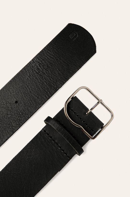 G-Star Raw - Kožený pásek černá