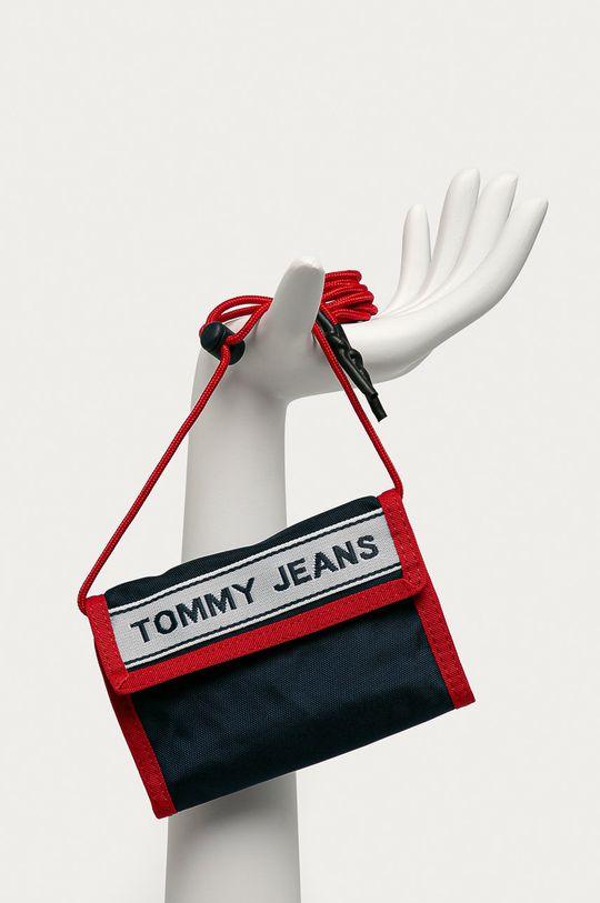 tmavomodrá Tommy Jeans - Peňaženka Dámsky