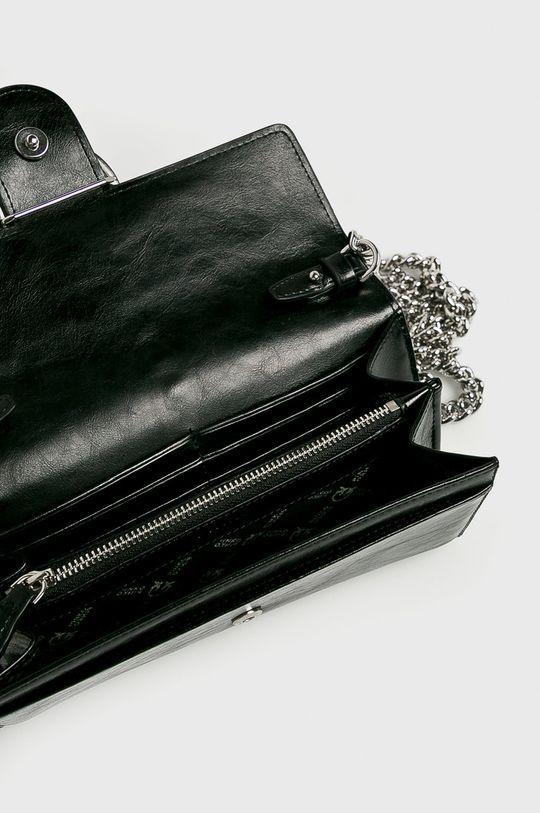 černá Pinko - Kožená peněženka