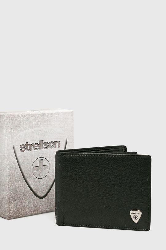Strellson - Portfel skórzany Męski