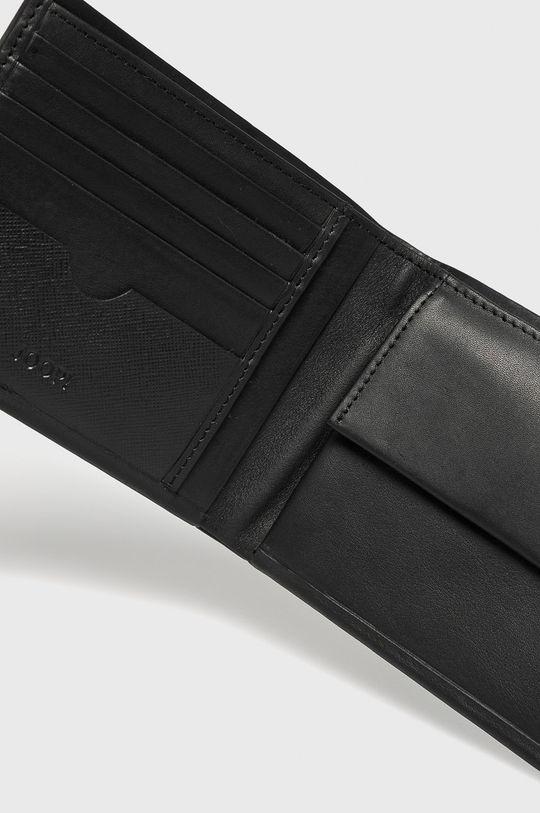 Joop! - Kožená peňaženka čierna