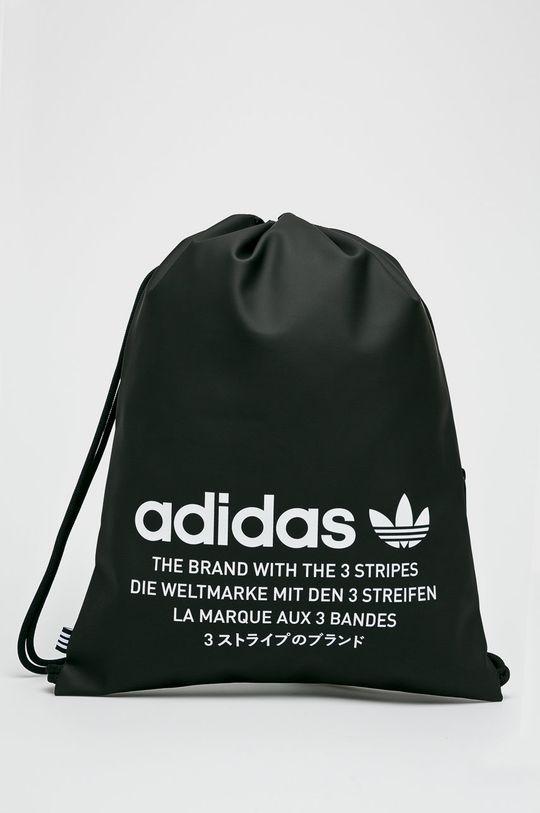 čierna adidas Originals - Ruksak Dámsky