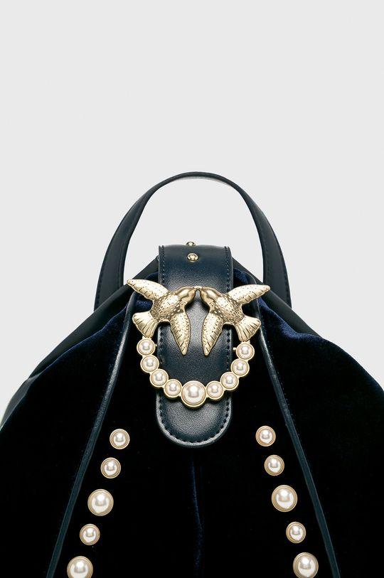 Pinko - Kožený batoh  Hlavní materiál: Textilní materiál, Přírodní kůže