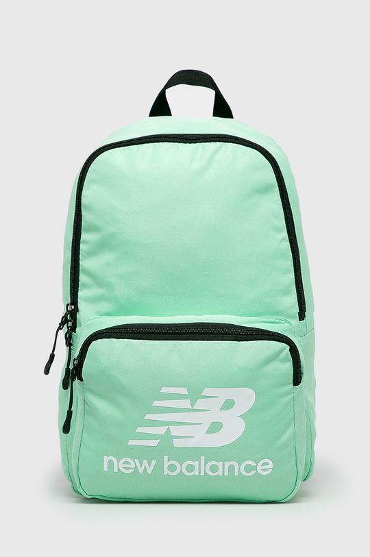 zielony New Balance - Plecak Męski