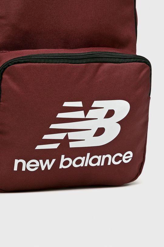 New Balance - Ruksak gaštanová