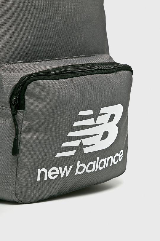 New Balance - Ruksak sivá