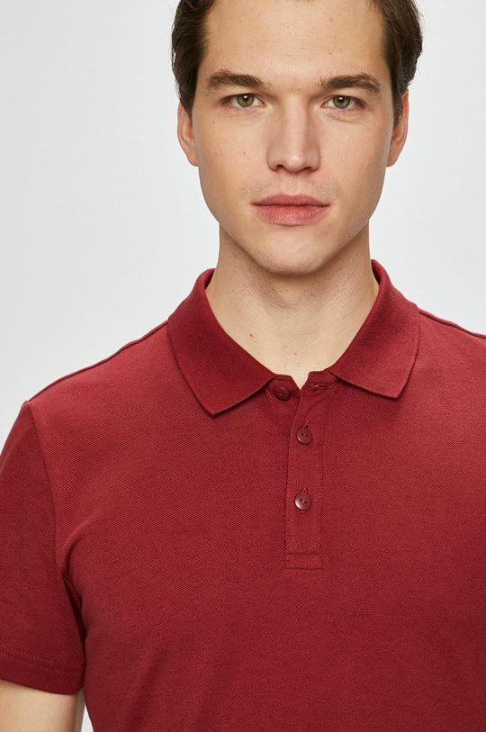 gesztenyebarna adidas Performance - T-shirt