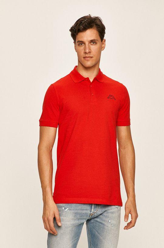 červená Kappa - Polo tričko Pánský