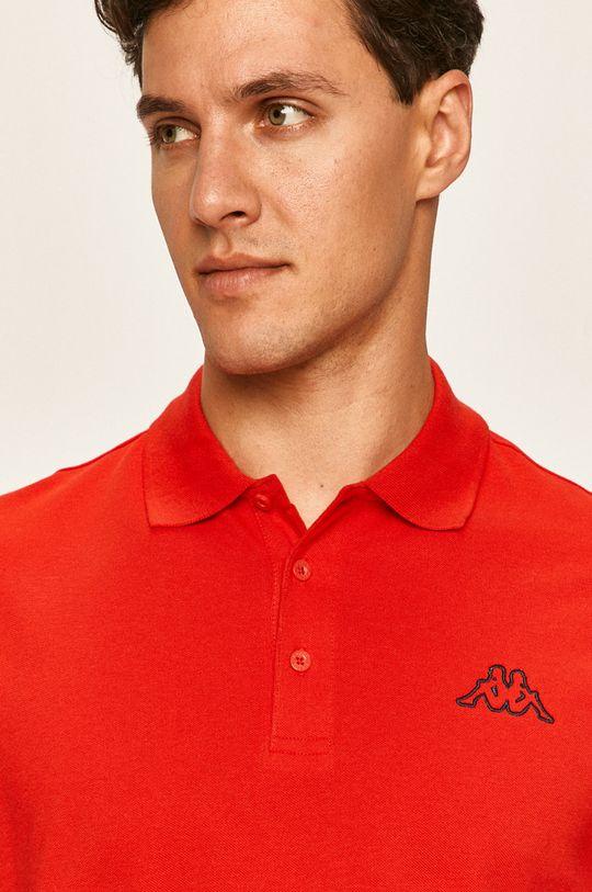 červená Kappa - Polo tričko