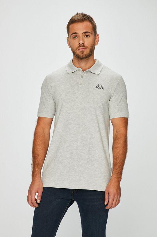 sivá Kappa - Pánske polo tričko Pánsky