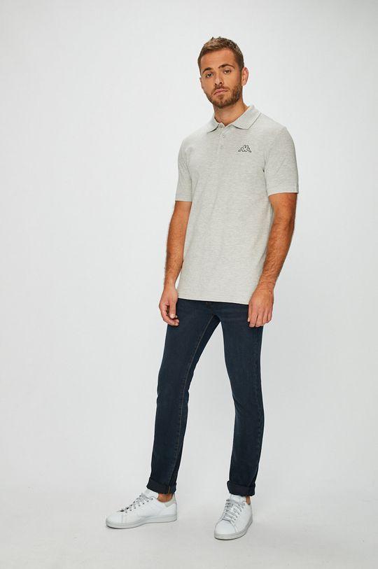 sivá Kappa - Pánske polo tričko