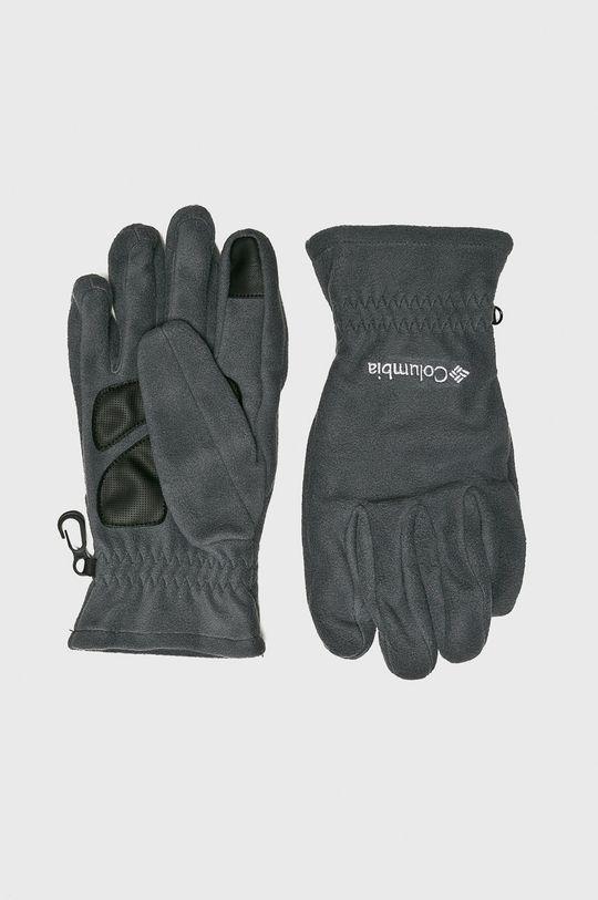 szary Columbia - Rękawiczki Męski