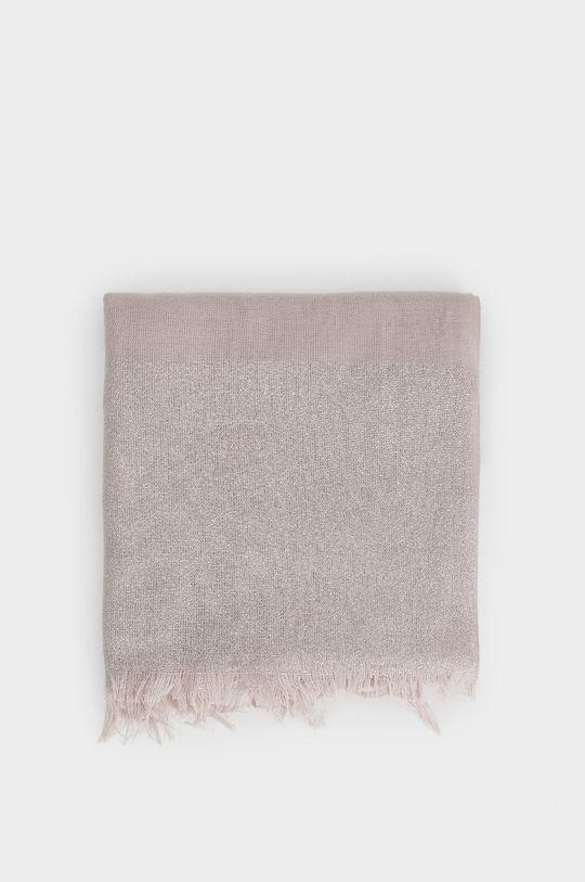 fialovo-růžová Parfois - Šála Dámský