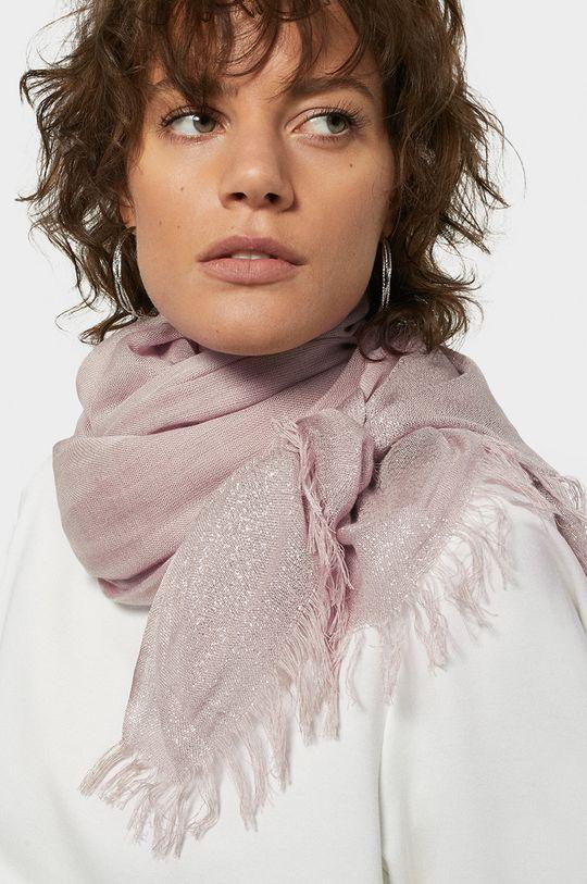 fialovo-růžová Parfois - Šála