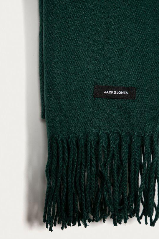 Jack & Jones - Шарф зелений