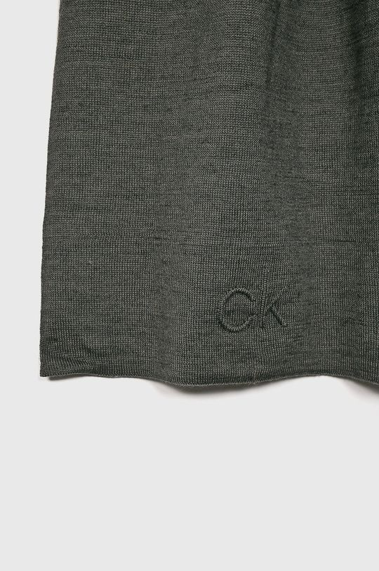 Calvin Klein - Fular gri