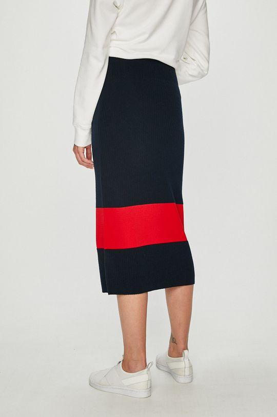 Calvin Klein - Sukně  3% Elastan, 14% Polyamid, 83% Vlna