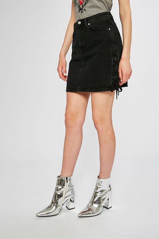 czarny Pepe Jeans - Spódnica Rachel Damski