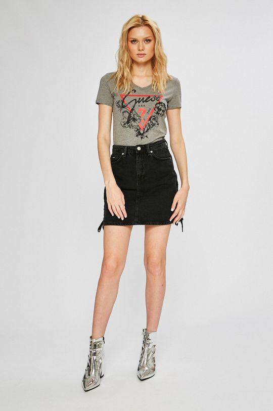 Pepe Jeans - Spódnica Rachel czarny