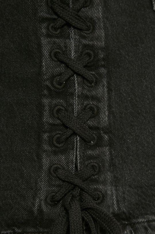 czarny Pepe Jeans - Spódnica Rachel