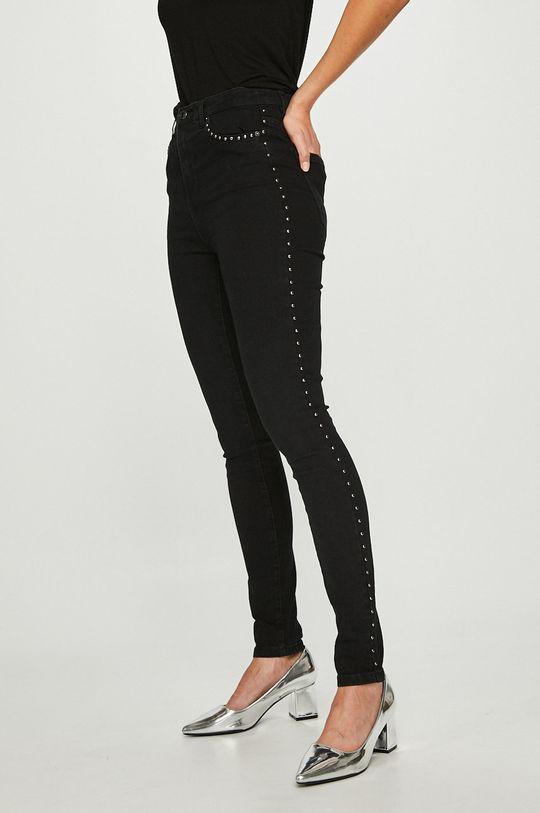czarny Vero Moda - Jeansy Damski