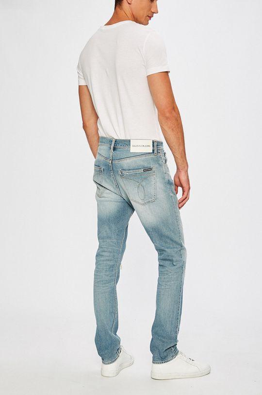 Calvin Klein Jeans - Jeansi Athletic 98% Bumbac, 2% Elastan