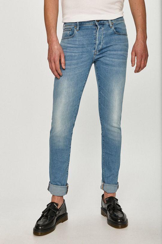 G-Star Raw - Jeansi 3301 albastru