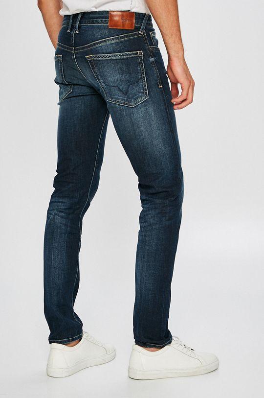 Pepe Jeans - Jeansy Hatch Materiał zasadniczy: 98 % Bawełna, 2 % Elastan Inne materiały: 35 % Bawełna, 65 % Poliester