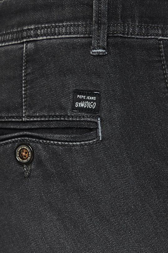 grafitová Pepe Jeans - Džíny